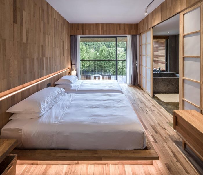 The Overall Renovation of Yule Mountain Boutique Hotel