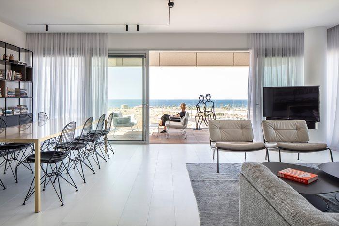 SDV view apartment