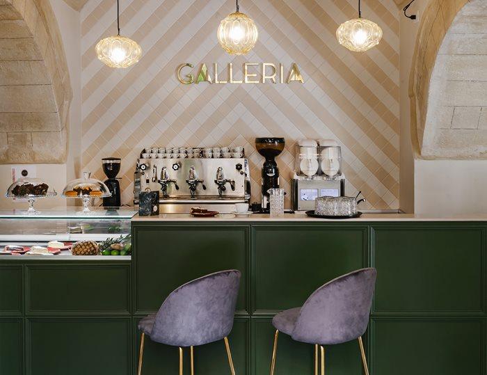 Galleria - Coffee Music Art