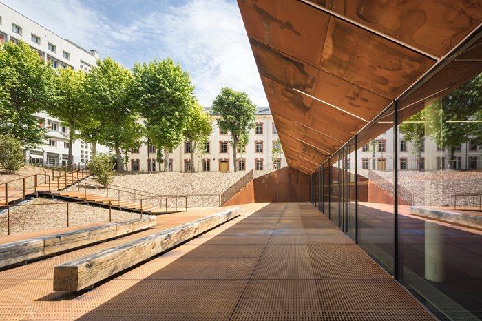 Law Faculty Université-Paris I - Renovation of the Lourcine barracks