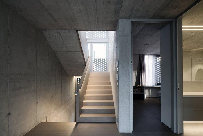 Step Level House