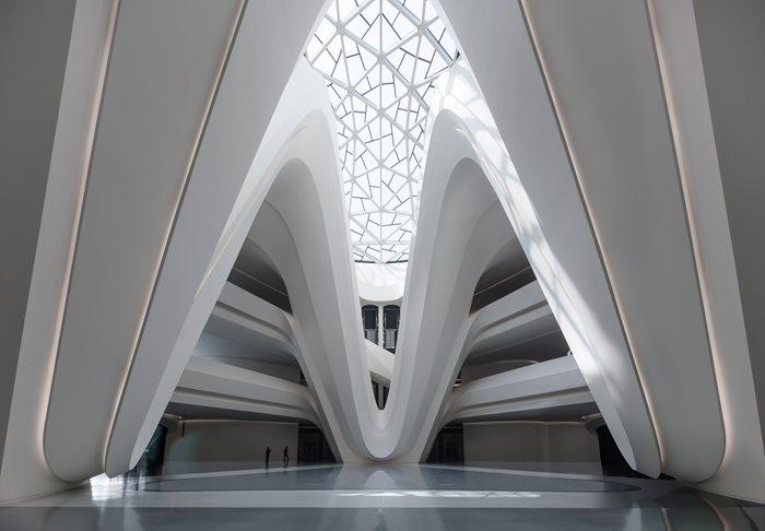 MICA   Meixihu International Culture & Arts Centre