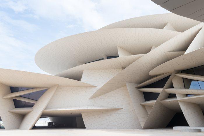 NMoQ   National Museum of Qatar