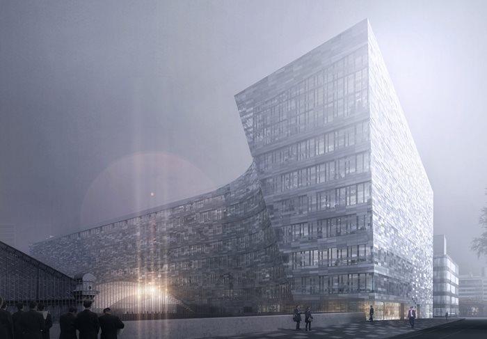 Le Monde Group Headquarters