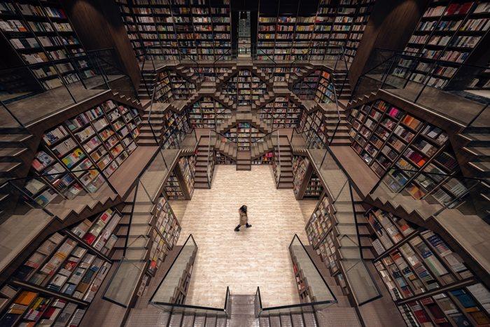 Chongqing Zhongshuge Bookstore