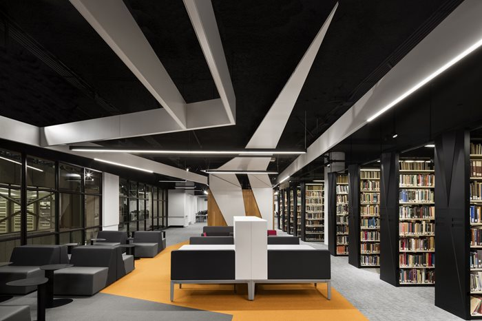 New Webster Library at Concordia University