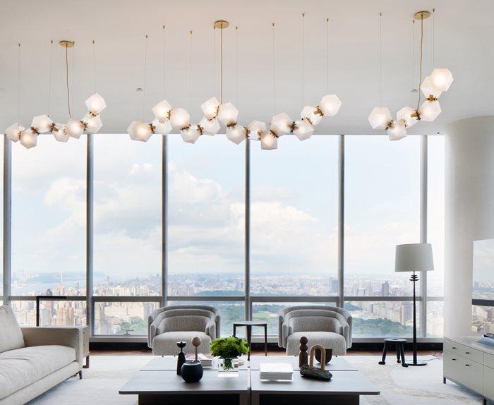 Manhattan One57 apartment