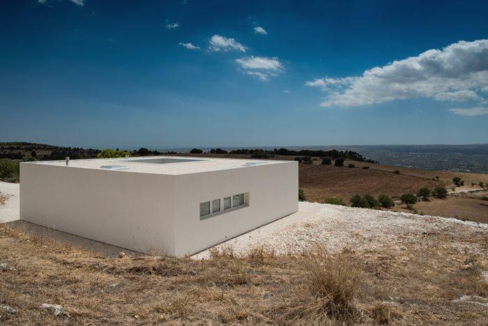 Casa sull'altopiano Ibleo