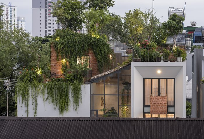 Park roof house