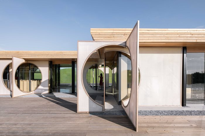 Screen Pavilion