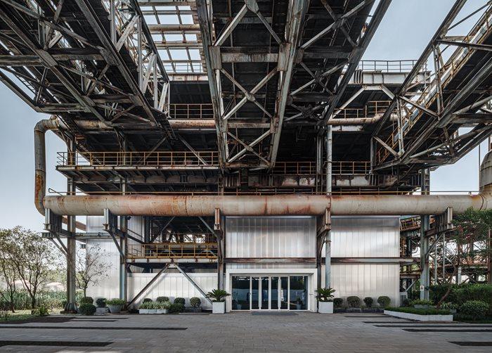 Baoshan WTE Exhibition Center