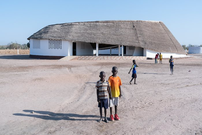 Fass School and Teachers' Residences