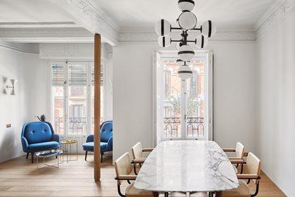 CONCORDE | Rectangular table