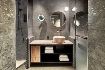 OVVIO | Round washbasin