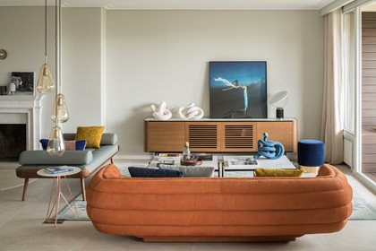ADARA | TV cabinet with doors