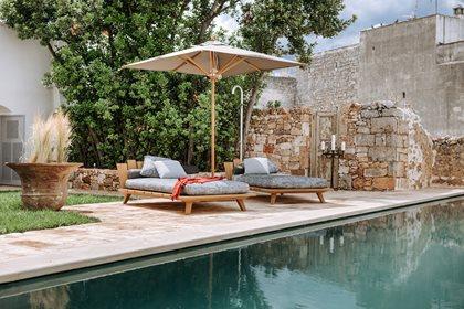 RAFAEL | Sun lounger