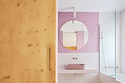 SHUI COMFORT   Rectangular washbasin