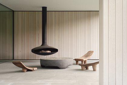 GYROFOCUS | Outdoor fireplace