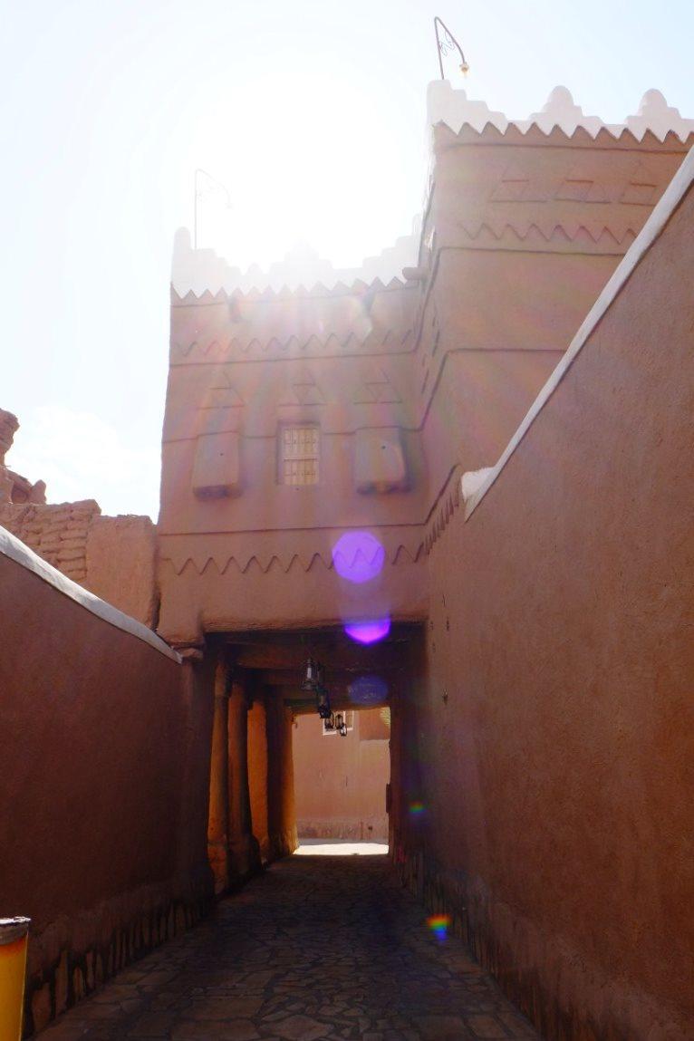 Ushayqer Heritage Architecture of Najd region, Saudi Arabia