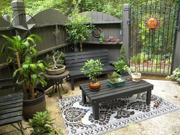 Urban Garden Design Ideas on Small Urban Patio Ideas id=41355