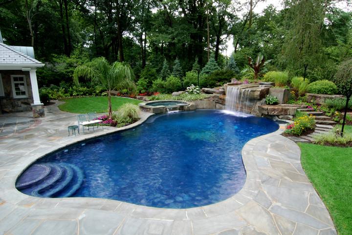 Swimming Pool Design Landscape Design Ideas