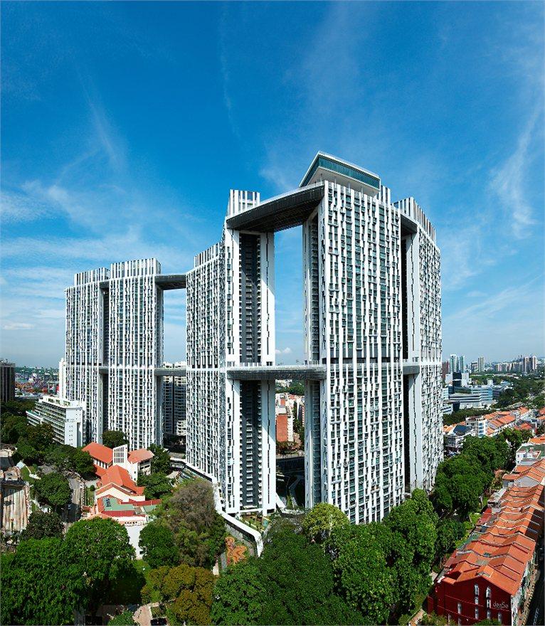 Best Highrises International Highrise Award 2012