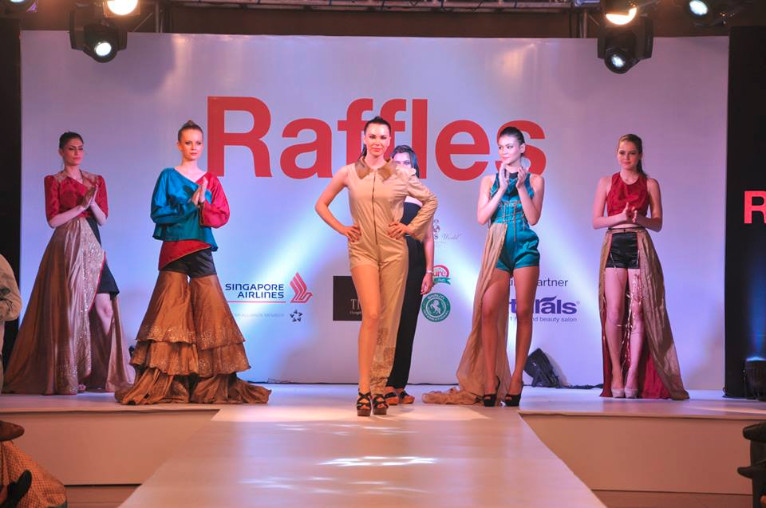 Find A Renowned Fashion Designing Institution To Identify Your Talent