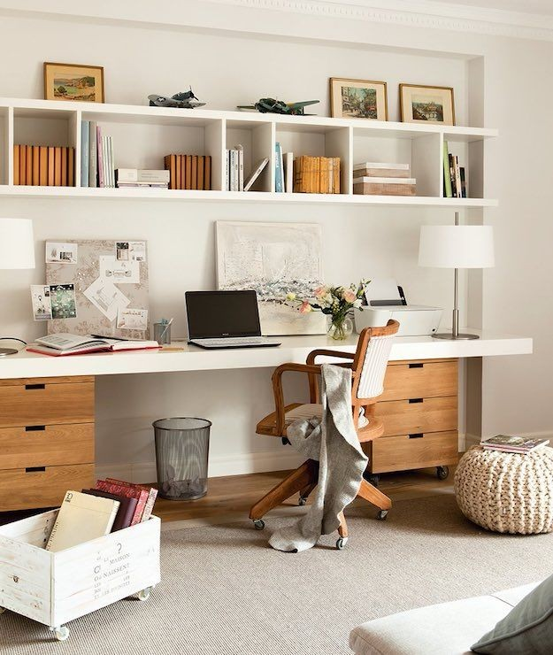 Smart Ways To Decorate Your Study Room