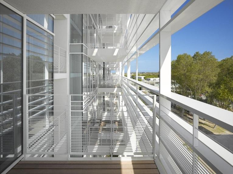 Jesolo Lido Richard Meier S Beach Houses Completed