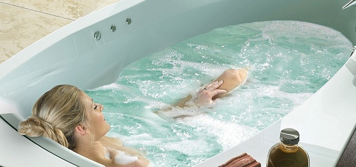 Bath Like An Ancient Roman Why Marble Whirlpool Tub