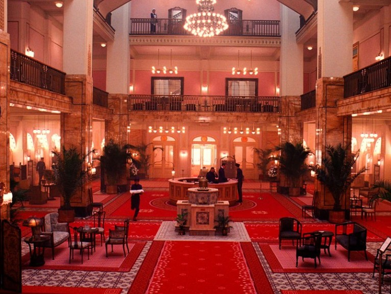 Discovering the locations of 'The Grand Budapest Hotel' after Oscar Night