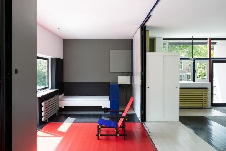Iconic Houses: Rietveld Schröder House