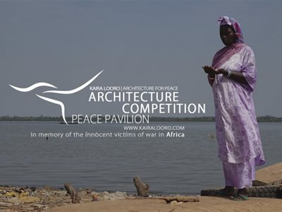 Kaira Looro Competition for Peace Pavillon in Africa