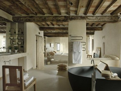 Val d'Orcia: the new hotel designed by Ilaria Miani