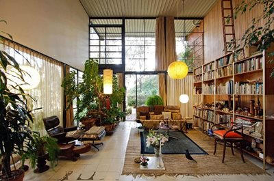 Iconic Houses: The Eames House