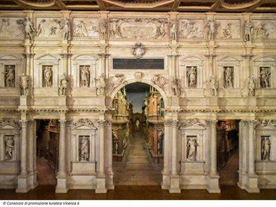 Architetture dell'illusione. Il Teatro Olimpico di Vicenza