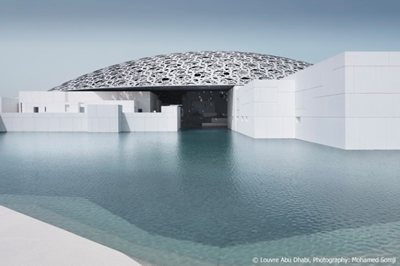 The Louvre Abu Dhabi will open on 11 november 2017
