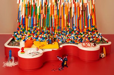 Spend a Night at the LEGO House: play is mandatory!