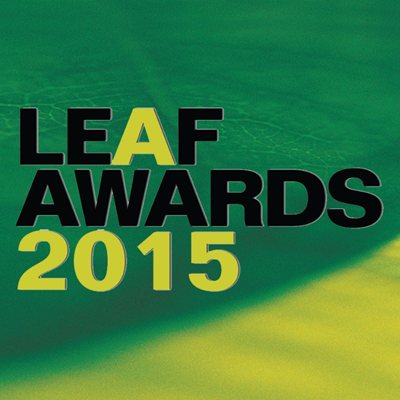 Check Out the Shortlist of Entries for the 2015 LEAF Awards