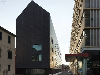 Venice: the new 'Court of Justice' by C+S Architects