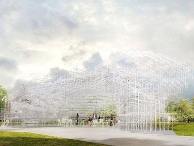 London: new project for the Serpentine Pavilion revealed