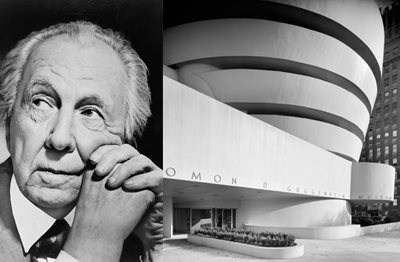 Frank Lloyd Wright in 5 buildings