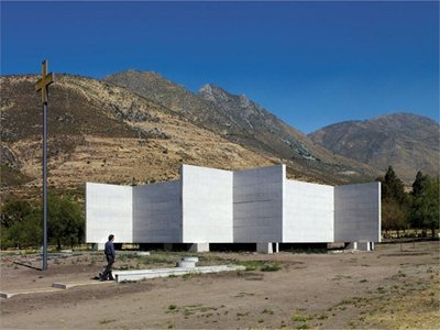 The International Prize for Sacred Architecture 2012: the winner is Cristián Undurraga