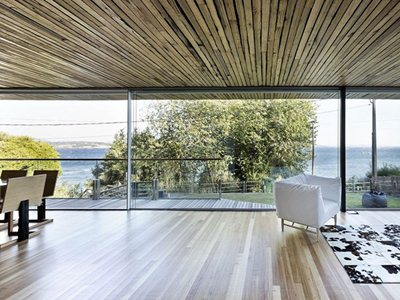 Dezanove: the summer residence designed by Iñaki Leite Architects