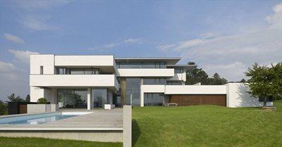 Alexander Brenner Architekten's House am Oberen Berg