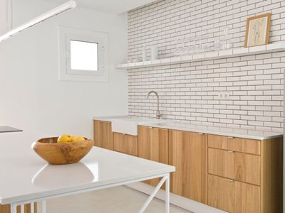 6 Minimal Kitchens That Are Anything But Boring