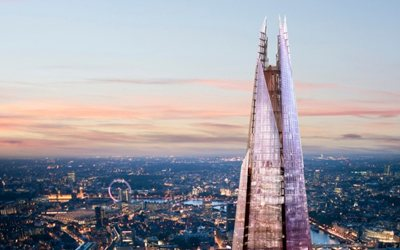 London's Skyscraper Binge Looks Set to Continue This Year