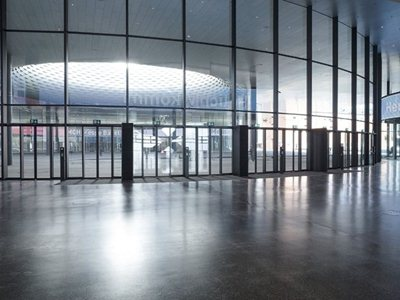 Messe Basel: the new Hall designed by Herzog & de Meuron is ready