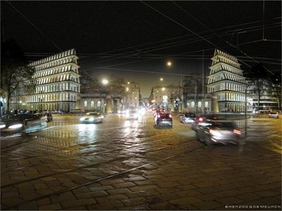 Herzog & de Meuron: the first stone has been laid at Porta Volta, Milan