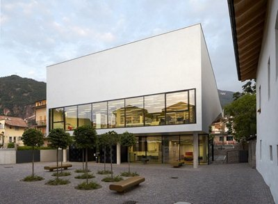 The finalists of the Alto Adige 2013 Architecture award